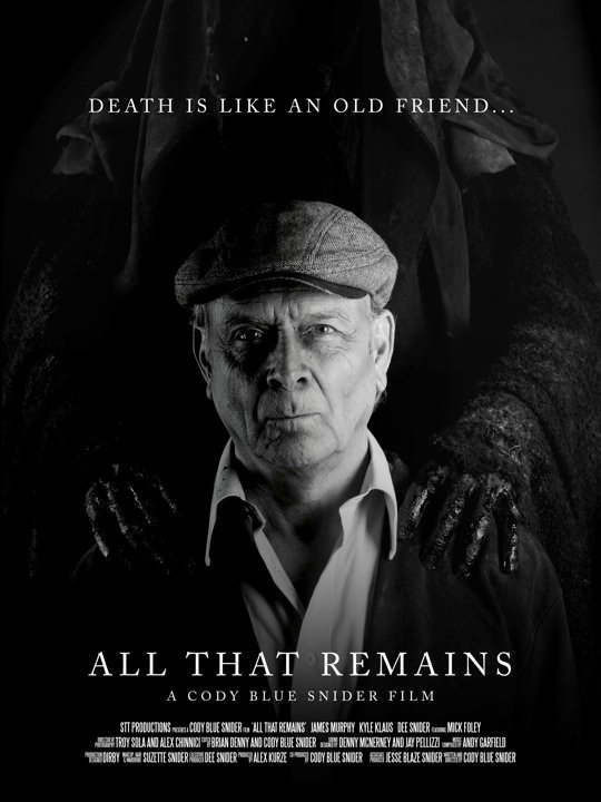 Poster and First Details for Cody Snider's All That Remains