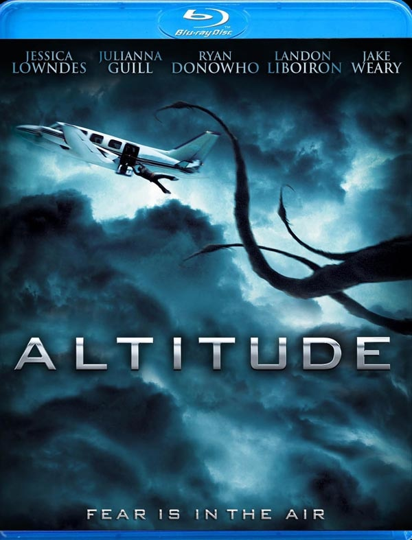 Win a Copy of Altitude on Blu-ray