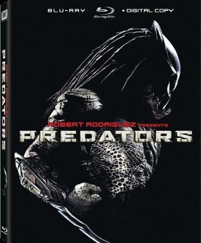 Predators on DVD