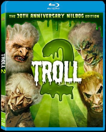 Official Troll 2 Blu-Ray Artwork and Announcement