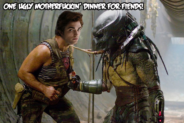 Dinner for Fiends: One Ugly Motherf#cker ... of a Show