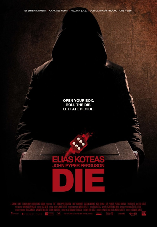 First Images and Artwork E1 Entertainment's Die