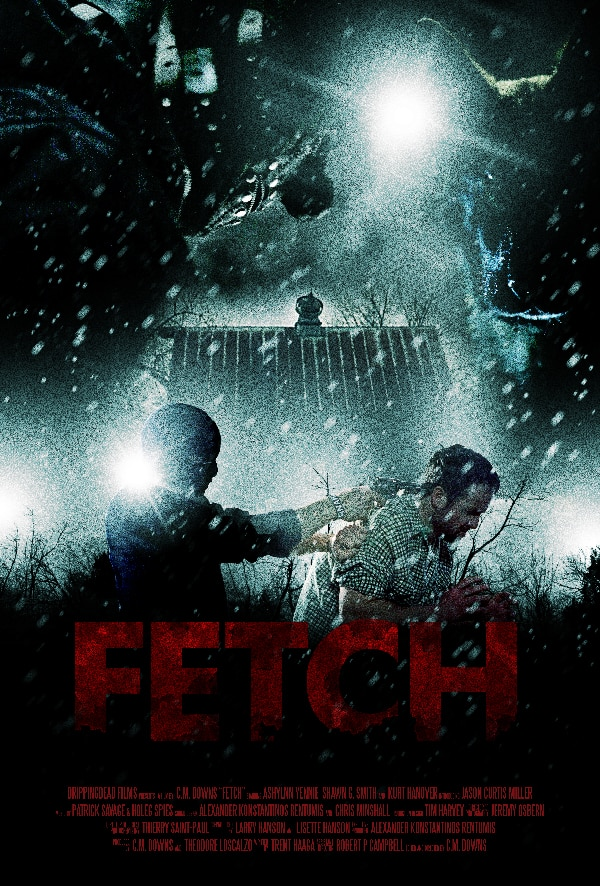 Win a SIGNED Poster for Indie Film Fetch
