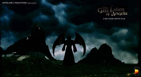 Teaser Trailer and Art: The Jersey Shore's Vinny Guadagnino in The Gate of Fallen Angels
