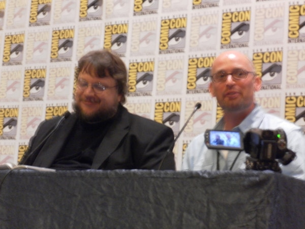 San Diego Comic-Con 2010: Guillermo del Toro and Troy Nixey Talk Don't Be Afraid of the Dark; See the Trailer and More!