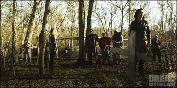 New Still: A Grave Situation for Hatchet II Cast (click for larger image)
