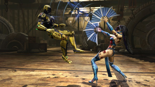 New Mortal Kombat Trailer Shows Off Another Way to Die