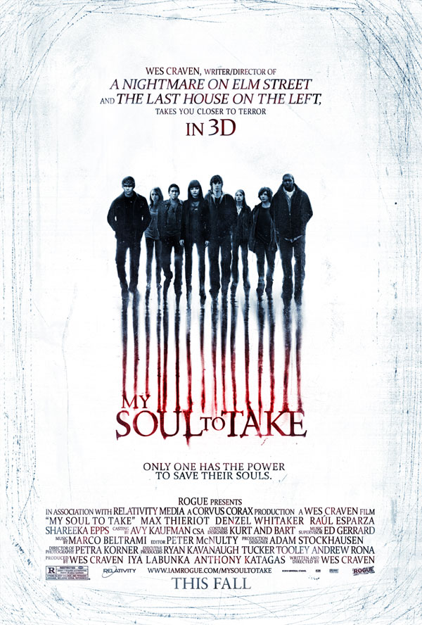 First TV Spot - Wes Craven's My Soul to Take