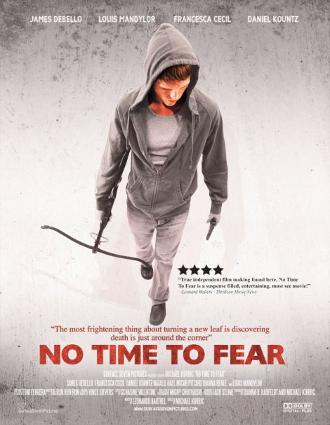 No Time to Fear movie