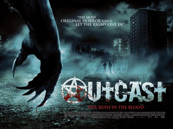 New Quad One-Sheet: Colm McCarthy's Outcast