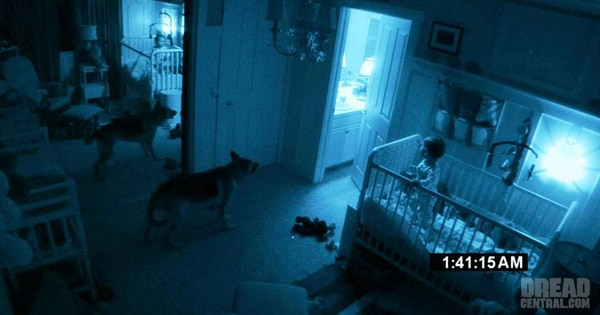 First Official Image: Paranormal Activity 2 (click for larger image)