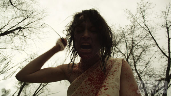 Bloody New Still From Rogue River