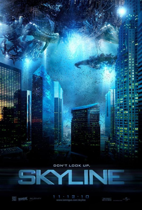 New Skyline One-Sheet Sucks You In