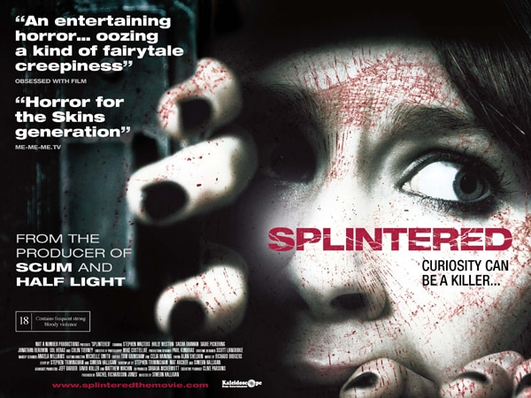 Get Splintered in UK Cinemas on September 3rd