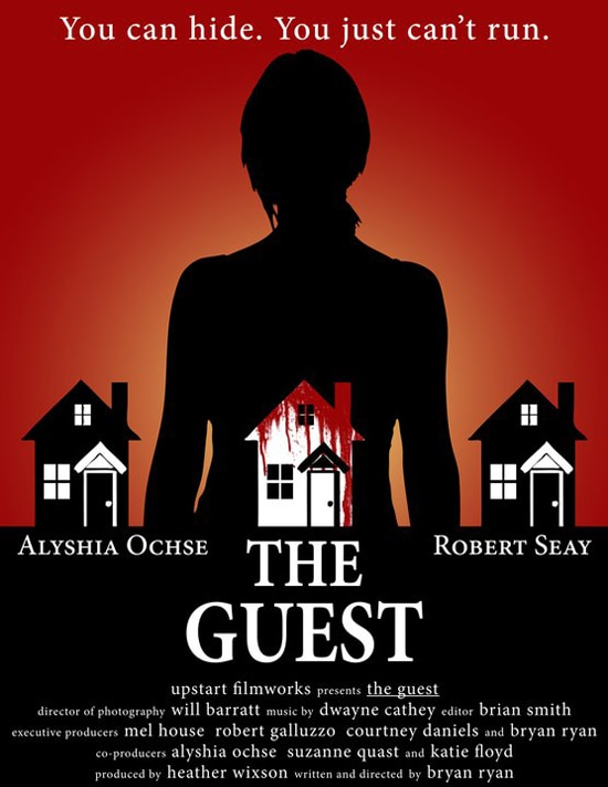 Bryan Ryan's Short Film The Guest