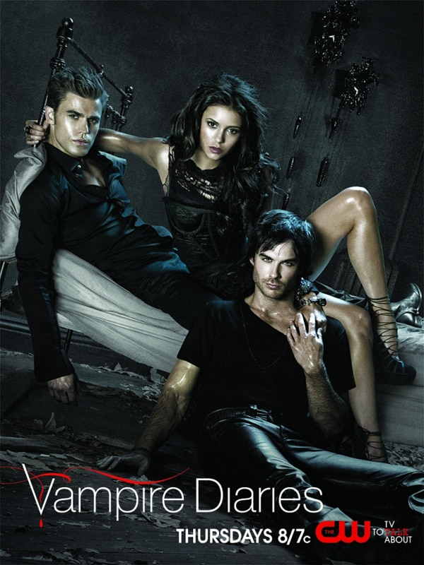 vampire diaries season 2 poster. Two New Promo Posters