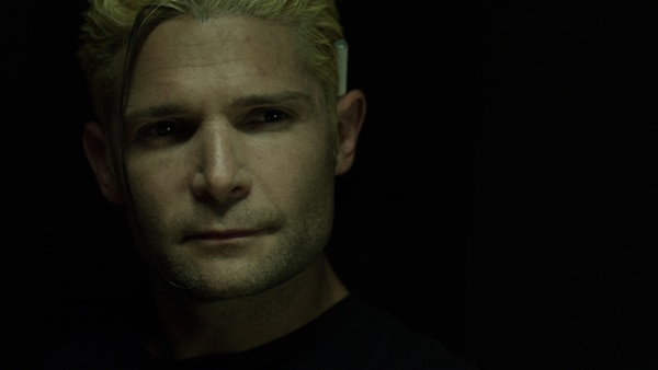 First Look at Corey Feldman in Six Degrees of Hell
