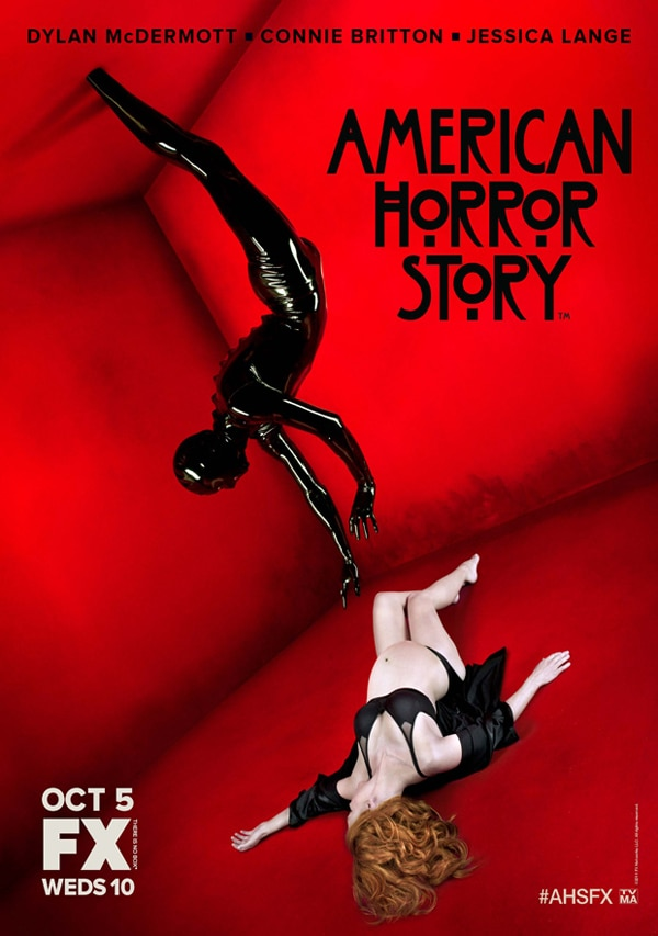 You're All Gonna Die in Third Teaser Trailer for American Horror Story!