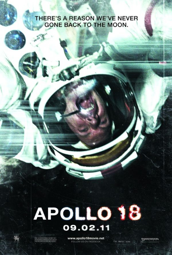 New Apollo 18 TV Spot Crash Lands