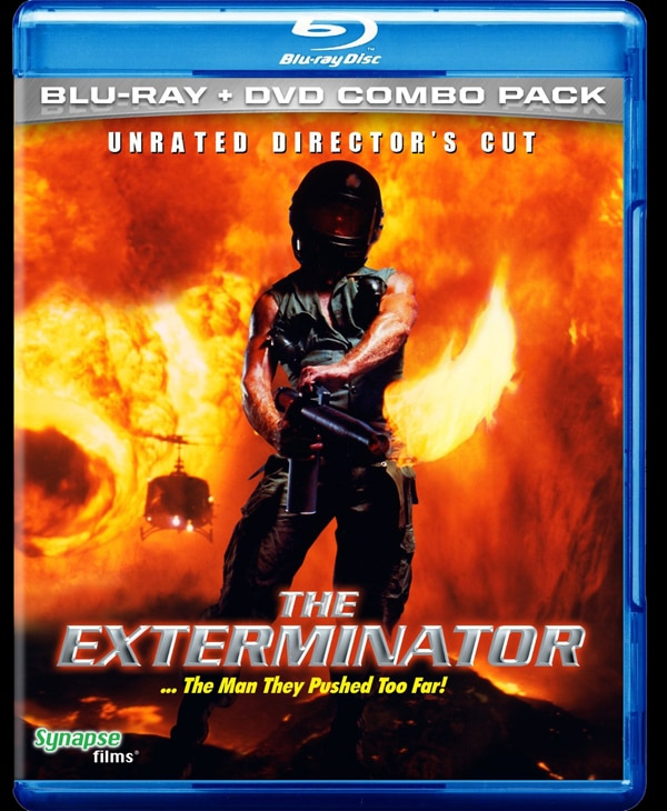 Official Artwork and Specs: The Exterminator