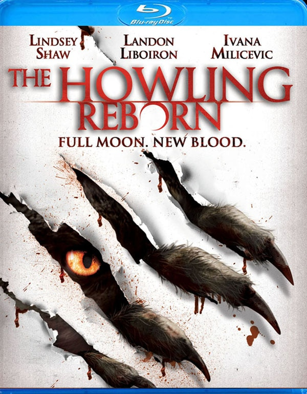 Several New Clips from The Howling: Reborn!