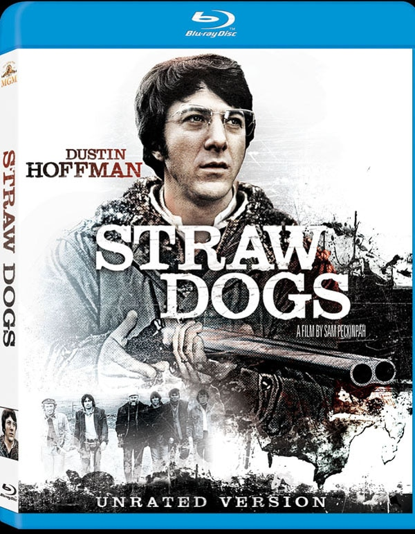 Blu-ray Artwork and Specs - The Original Straw Dogs
