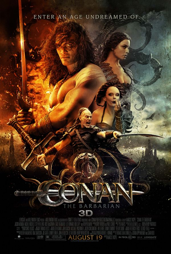 Marcus Nispel's Conan the Barbarian 3D