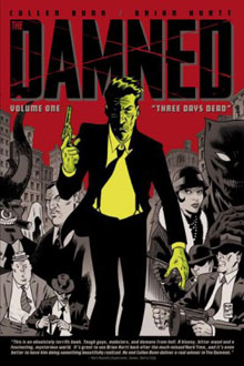 Showtime Developing a Series Based on The Damned Comic Series