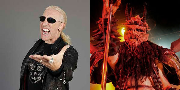 Dee Snider and Oderus Urungus join the cast of FEARnet's Holliston