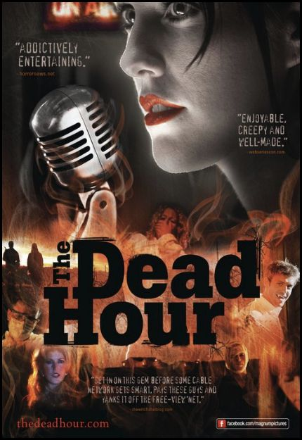 The Dead Hour Begins Second Season! First Teaser Trailer!