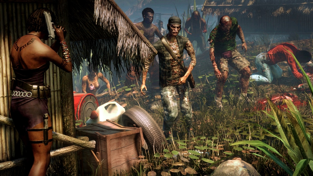 Название: Dead Island - Blood Edition v1.3.0 + Update 5 (2011/RePack UniG..