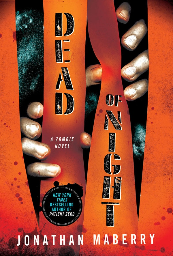 NY Times Bestseller Jonathan Maberry Releases Dead of Night: A Zombie Novel