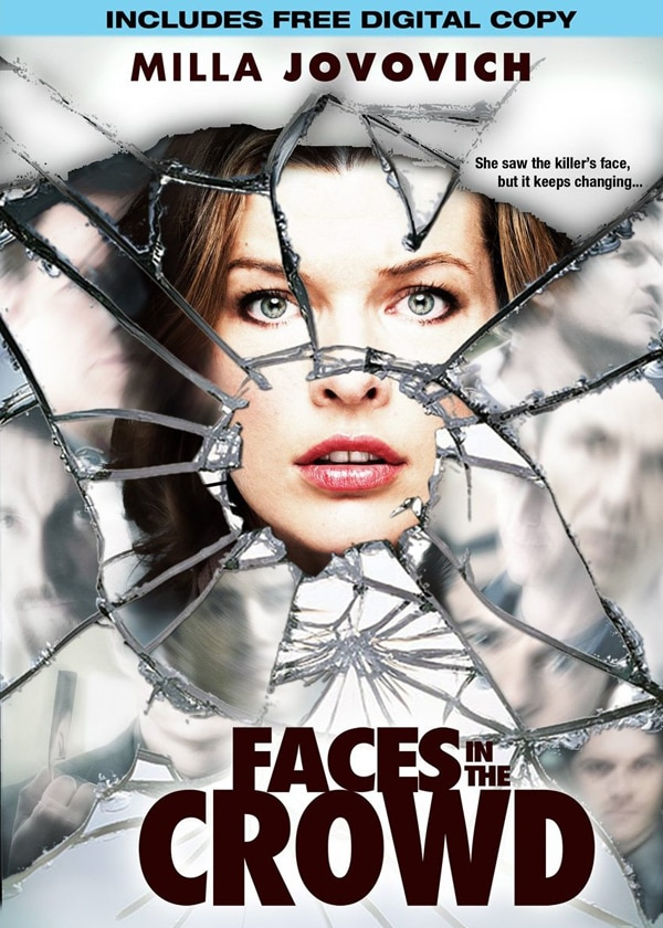 Milla Jovovich Will Only See Faces in the Crowd on DVD and Blu-ray