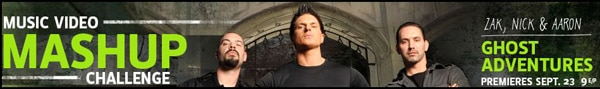 Ghost Adventures Music Video Mashup Challenge