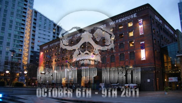 Grimm&lt;br /&gt;<br /> Up North Horror Festival Announces 2011 Dates and New Venue