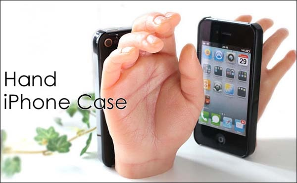 The Creepiest iPhone 4 Case on the Planet
