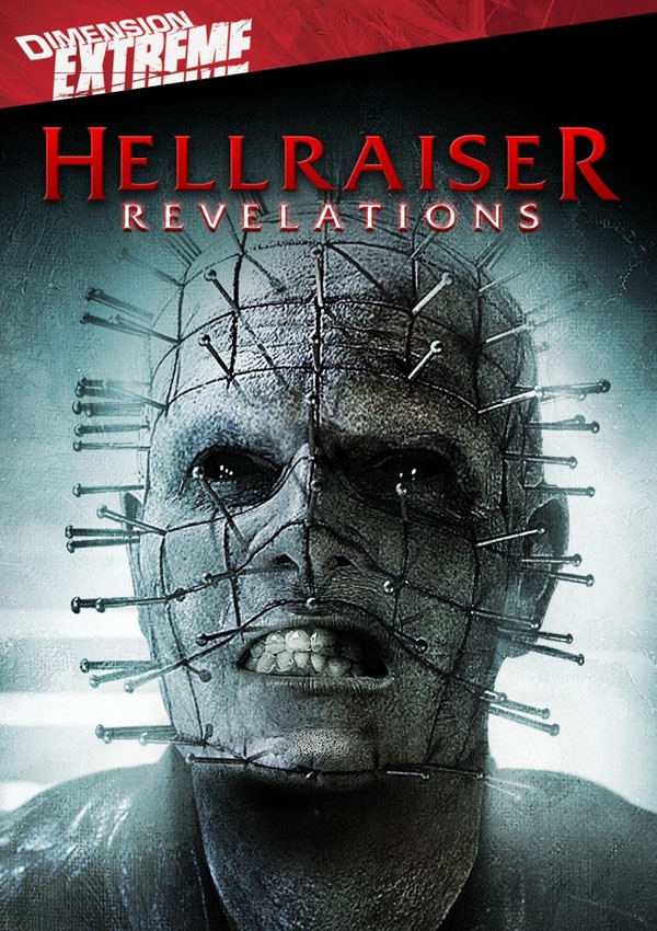 Clive Barker Offers Final Word on Hellraiser: Revelations