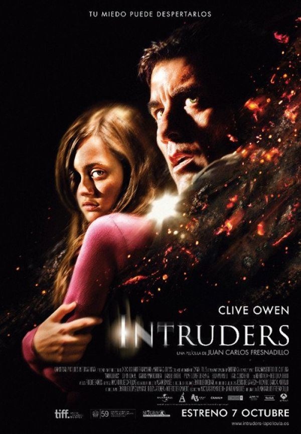 International One-Sheet Debut - Juan Carlos Fresnadillo's Intruders