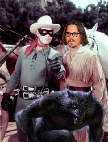 Did Disney Deny Us a $200 Million Lone Ranger vs. Werewolves Flick?