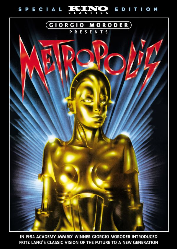 Stop the Presses! Fritz Lang's Metropolis is Coming to Blu-ray