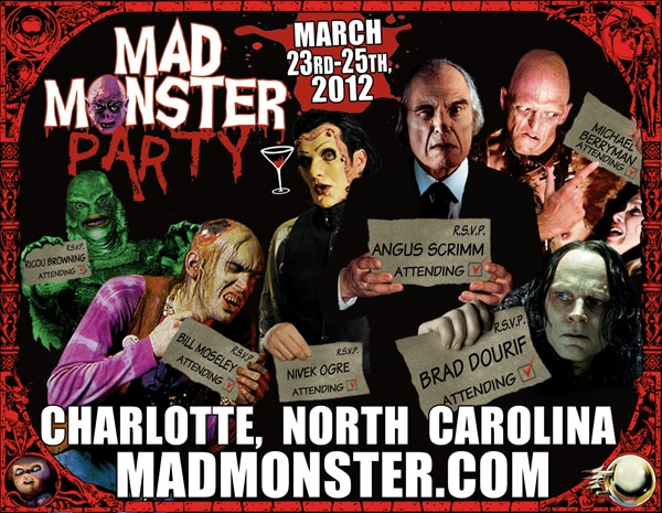 You're Invited to Raise Hell at the Mad Monster Party