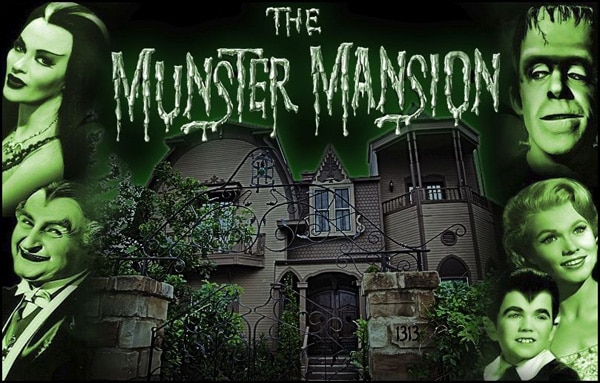 Tour the Munster Mansion for Charity This Halloween!