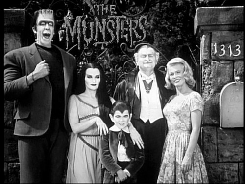 More on The Munsters Revamp