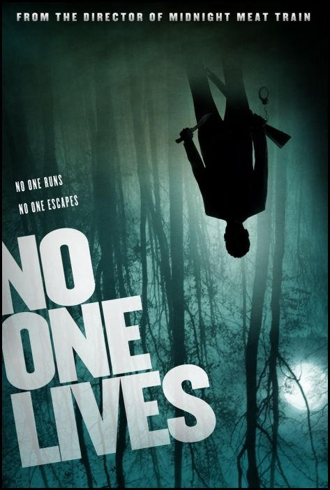 International No One Lives One-Sheet Keeps You in Stitches