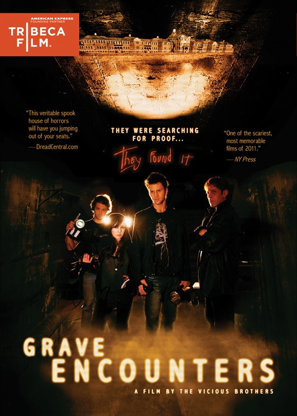 Massive DVD News and Artwork Update: Trancers, Subspecies, Grave Encounters, Blue Sunshine