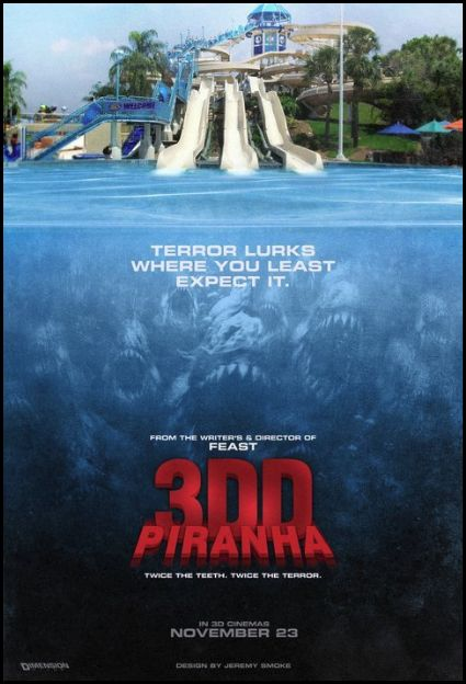 More From Paul Scheer on Piranha 3DD
