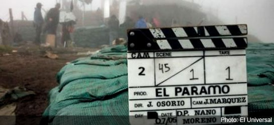 Colombian Horror Flick El Paramo (The Squad) Already Set for American Remake