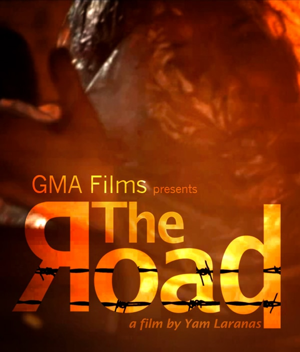 Second Teaser Poster Debut - Yam Laranas' The Road