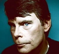 Stephen King and Joe Hill Collaborating on a Story for Esquire Magazine's Fiction for Men