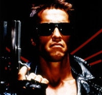 Arnold Schwarzenegger Confirms Terminator Role; Talks King Conan and Twins 2 - No Really, Twins 2